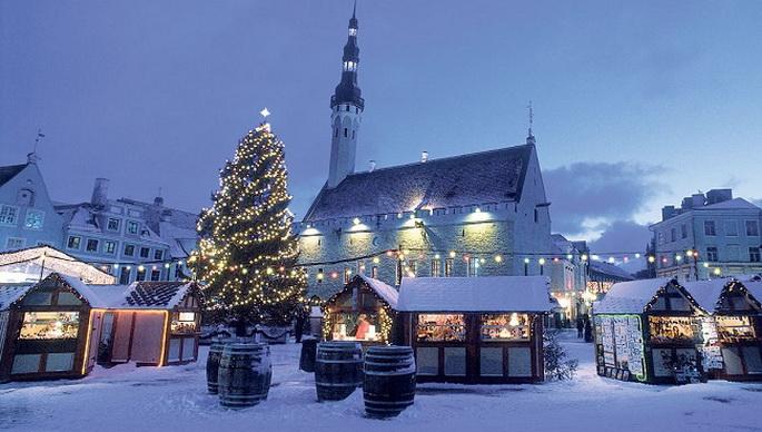 Экскурсионный тур по эстонии латвии и